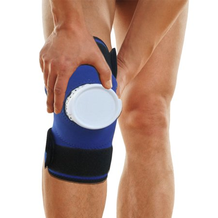 Cold Therapy Knee Brace for Pain Relief With Removable Ice Bag ()