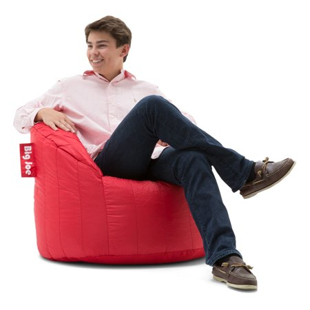 Miraculous Big Joe Lumin Bean Bag Chair Available In Multiple Colors Onthecornerstone Fun Painted Chair Ideas Images Onthecornerstoneorg
