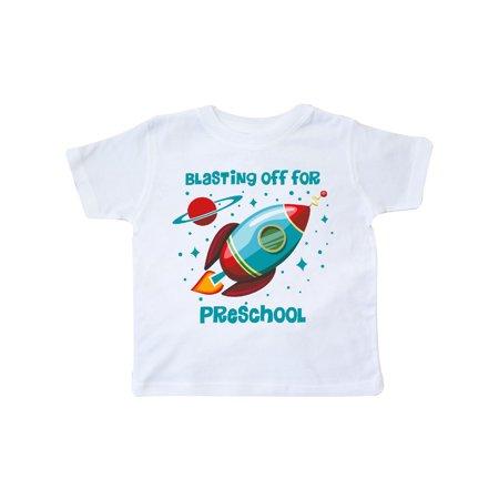Blast Off For Preschool Toddler T-Shirt ()