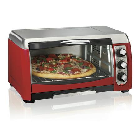 Hamilton Beach Ensemble 6 Slice Toaster Oven | Model#