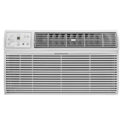 Frigidaire FFTH0822R1 8,000 BTU 115V Through Wall Air Conditioner with 3,500 BTU Heater and Remote Control