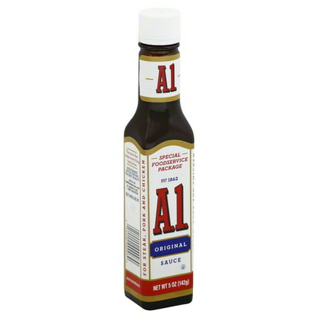 A-1 STEAK SAUCE 5OZ
