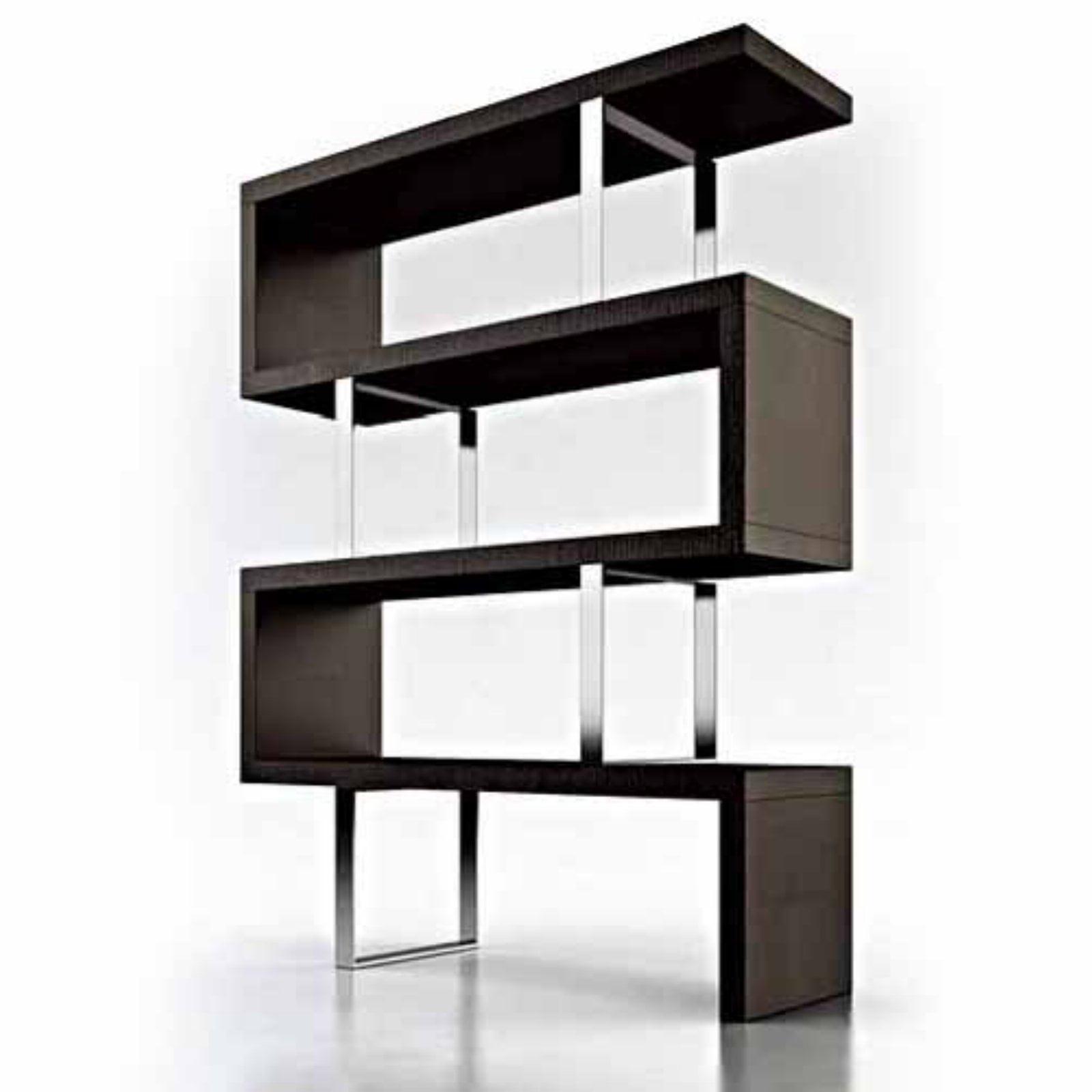 Creative Images International Oak Veneer Display Shelf