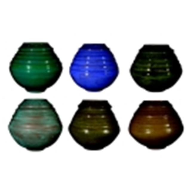 Amaco Artists Choice Lead-Free Glaze Set - 1 Pt. - Assorted Color, Set - 6