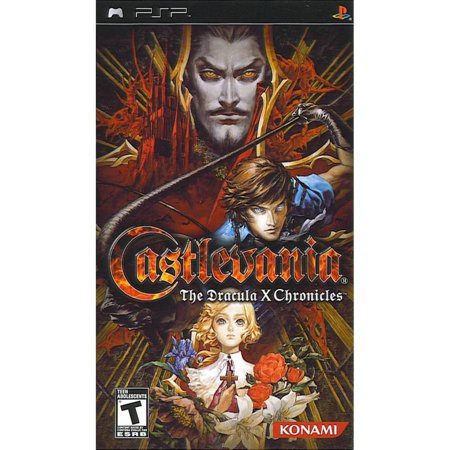 Castlevania: Dracula X Chronicles (PSP)