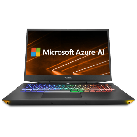 AORUS 15-WA-F74ADW Core i7-9750H NVIDIA GeForce RTX 2060 16GB Memory 512GB Intel SSD Win10 High-End 15.6