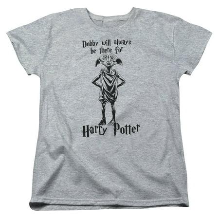 Harry Potter - Always Be There - Women's Short Sleeve Shirt - Medium