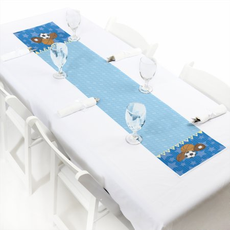 All Star Sports Table (All Star Sports - Petite Party Paper Table Runner 12
