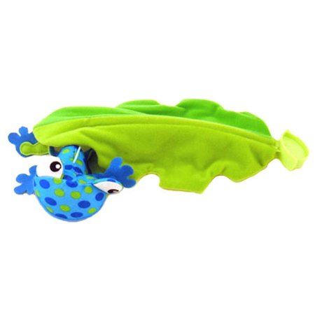 Fisher-Price Rainforest Jumperoo - Replacement Leaf with Frog K6070