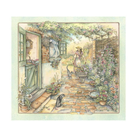 Spring at Last Print Wall Art By Kim Jacobs