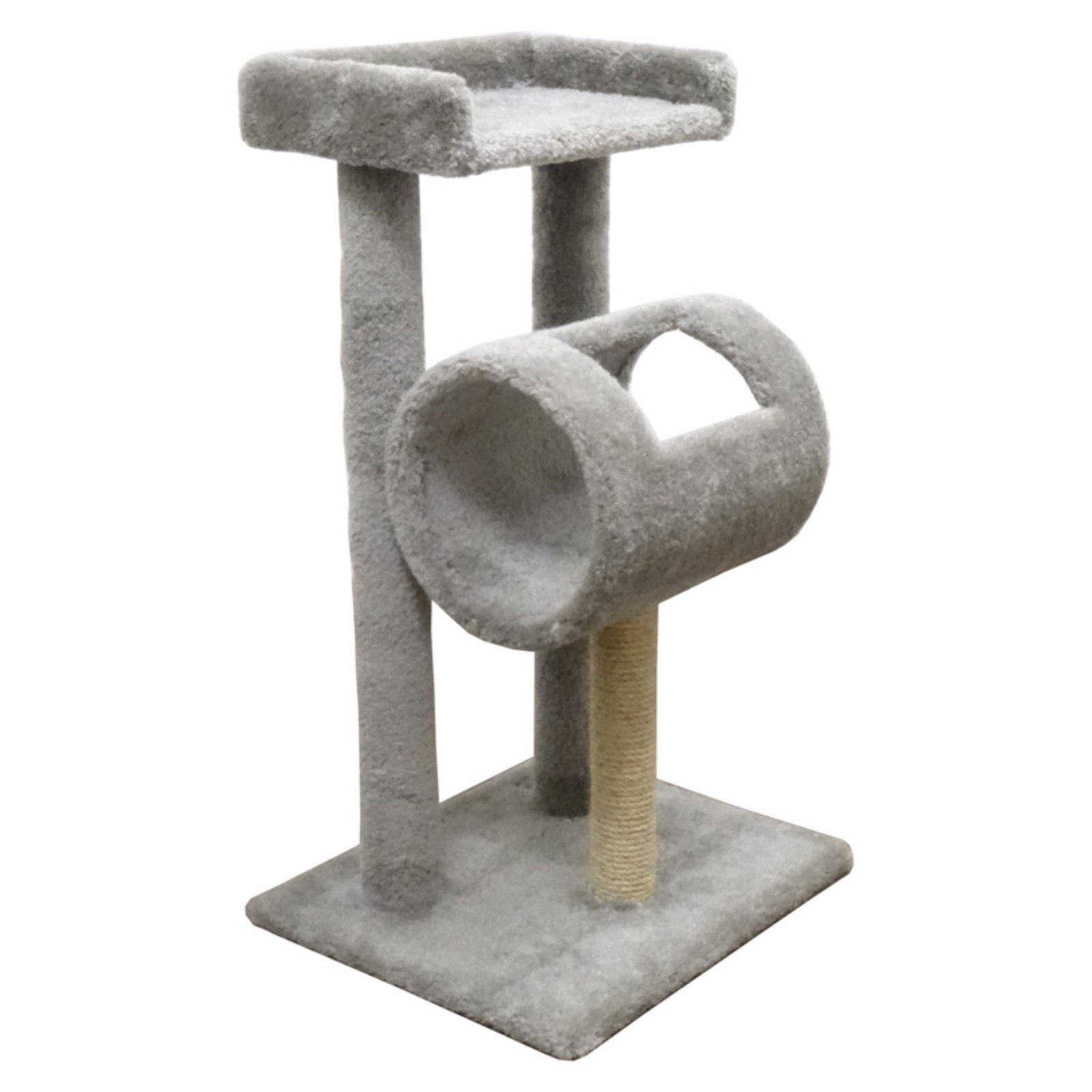New Cat Condos Premiere 44 in. Cat Climber Cat Tree