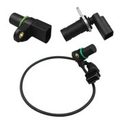Car Sensor for BMW 3pcs/set Intake Exhaust Cam Camshaft Crank Position Sensor Crankshaft Position Sensor