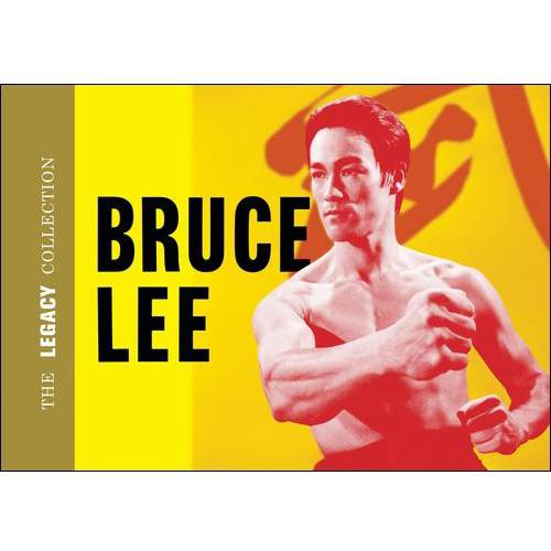 Bruce Lee: The Legacy Collection (Blu-ray + DVD)