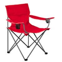 Ozark Trail Premium Chair, Red