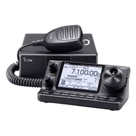 (Icom IC-7100 HF/50/144/440 MHz Amateur Radio Mobile Transceiver D-Star Capable w/ Touch Screen - Original Icom USA Model)