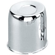 TOPLINE WHL C102 4.25 In. Wheel Center Cap, Silver