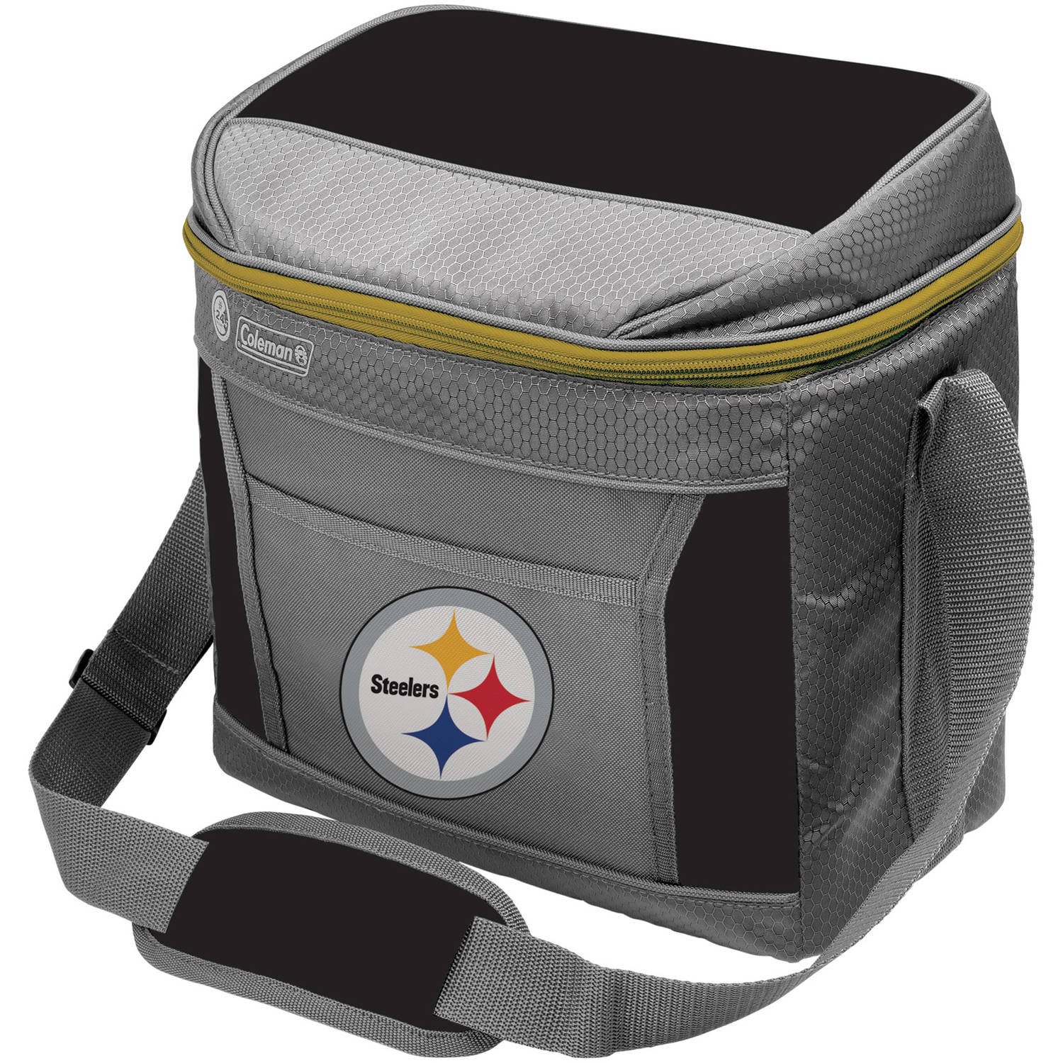 NFL 16-Can Soft-Sided Cooler, Pittsburgh