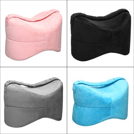 Asewan Sciatica Nerve Pain Relief Memory Foam Knee Pillow for Side Sleepers Pregnancy Painful of Hip, Legs, Knees, Joints Back (Hip Pain And Leg Pain At Night)
