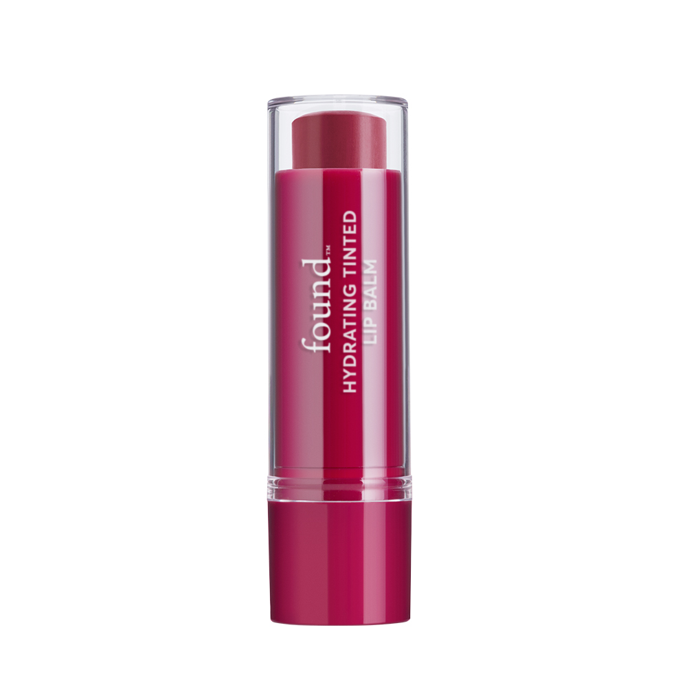 tinted lip balm found lip hydrating tinted lip balm 40 poppy 0 125 10026