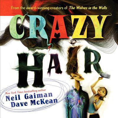 Crazy Hair](Halloween Crazy Hair Tutorial)