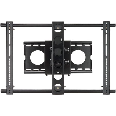 sanus classic mlf10 b1 full motion flat panel tv wall mount for 32 to 63 tvs. Black Bedroom Furniture Sets. Home Design Ideas