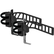 Bell Sports Clinch 650 Expandable Bottle Cage, Black and Gray