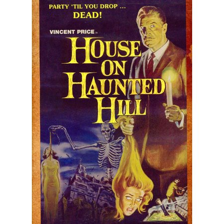 House On Haunted Hill (DVD) ()