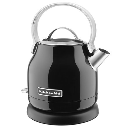 KitchenAid ® 1.25L Electric Kettle, Onyx Black (KEK1222OB)