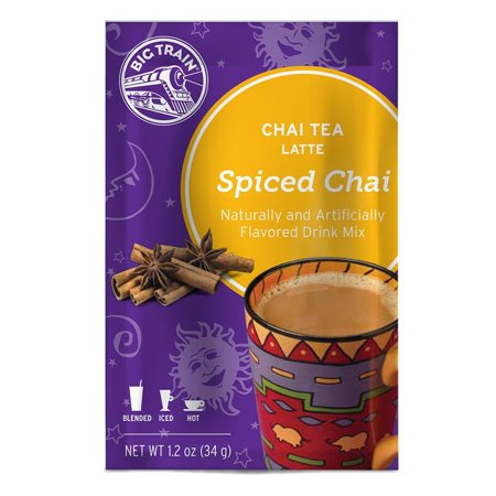 Big Train Chai Single Serving - Spiced