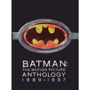 Batman: The Motion Picture Anthology 1989-1997 (Widescreen) by TIME WARNER