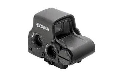 EOTech Model EXPlaystation 3-4 Side Button, Night Vision Compatible Sight, 65 MOA Ring and 1 MOA Dot, 223 Caliber, Black by Eotech