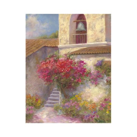 Mission Bell Print Wall Art By Carol (Bailey Paper)