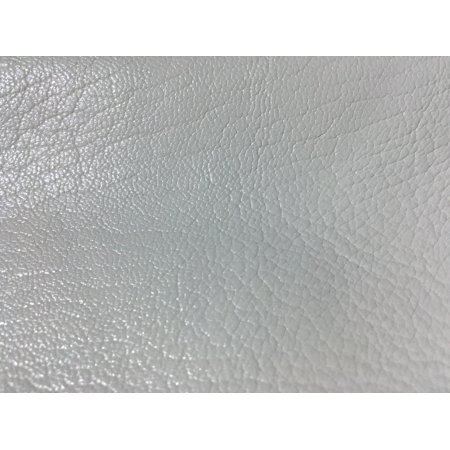 REED LEATHER HIDES - COW SKINS VARIOUS COLORS (12 X 24 Inches 2 Square Foot, GRAY)
