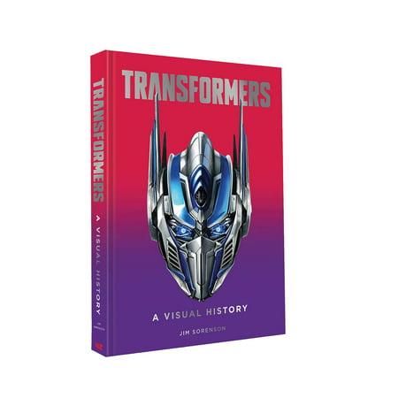 Transformers: A Visual History (Transformer Book Nvidia)