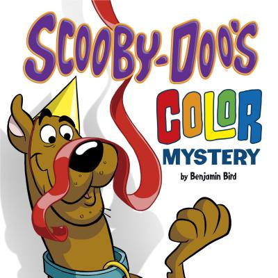 Scooby doos Color Mystery (Board Book)](Scooby Doo Coloring Pages Halloween)
