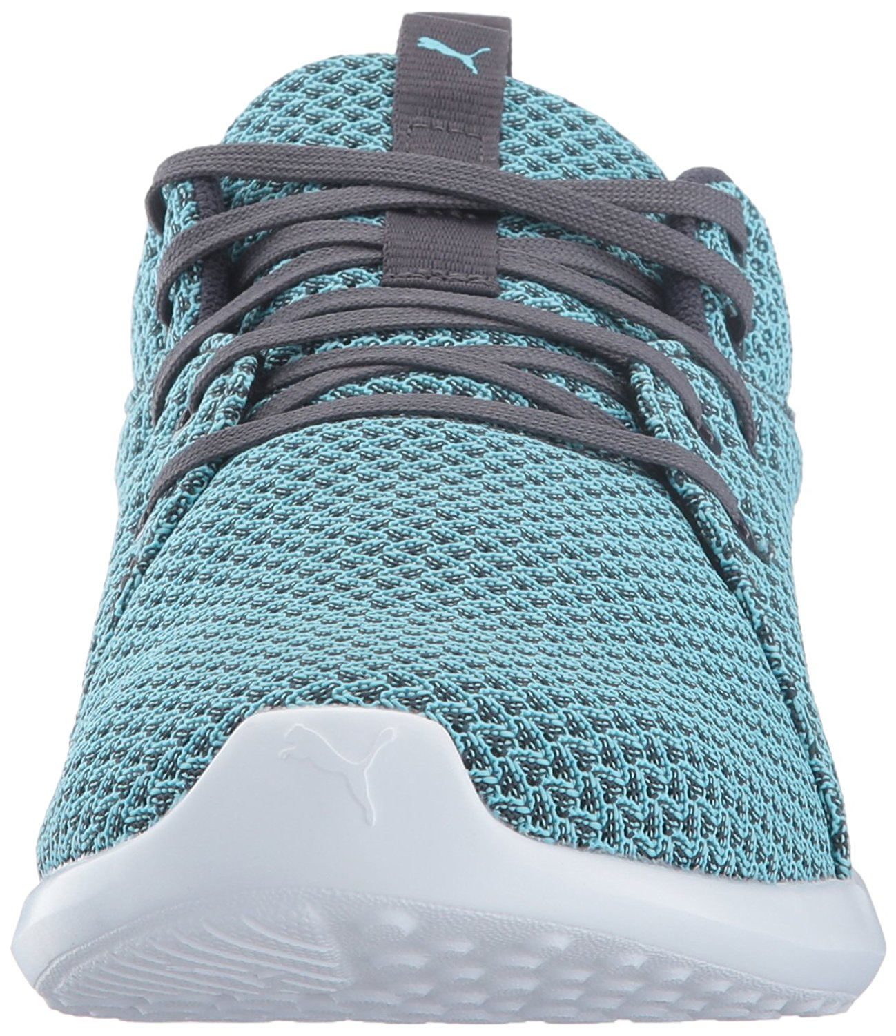 Puma Women's Carson 2 Knit Periscope-Nrgy Turquoise Ankle-High Fabric Fashion Sneaker - 9M