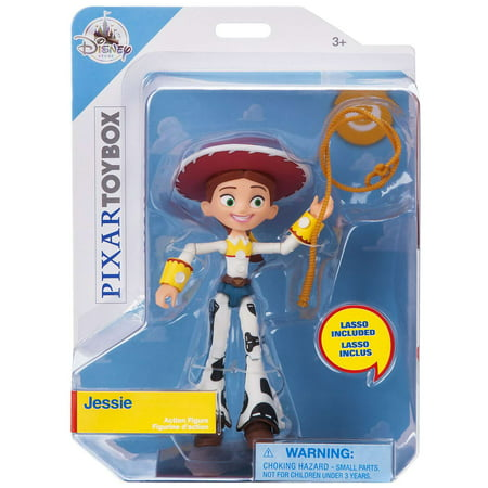 Toy Story Toybox Jessie Action - Toy Story Jessie Hair