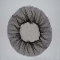 4000 Counts Disposable Nylon Hairnet By Shield Safety