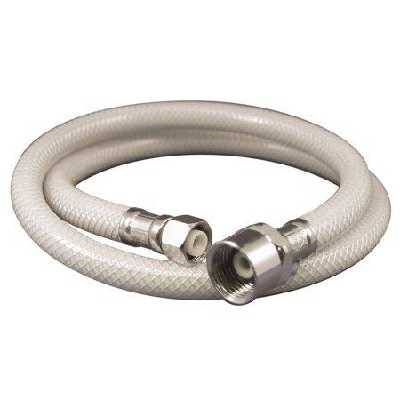 "Plumb Craft Waxman 7308450LF 3/8"" x 1/2"" x 36"" Low Lead Faucet Supply Line"