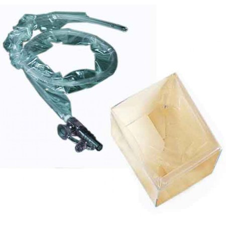 Tracheal Suction CATH N SLEEVE Kit ''22 Suction Catheter, 10 Fr, Clear, 1 (Cath Insert Kit)