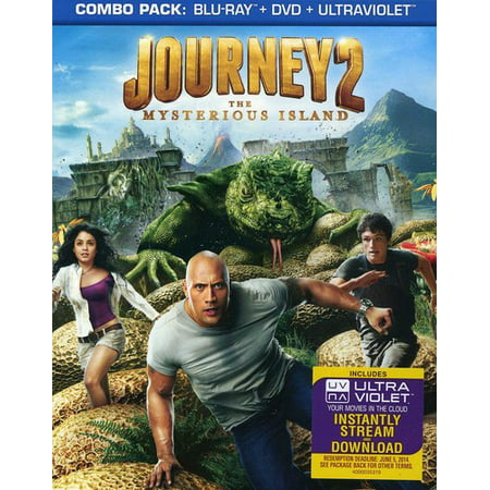 Warner Rental Program: Journey 2: The Mysterious Island - Halloween Rental