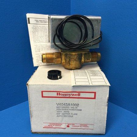 - New Honeywell V4043A-1002 5/8