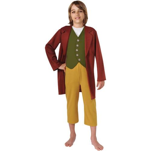 Bilbo Baggins Child Halloween Costume