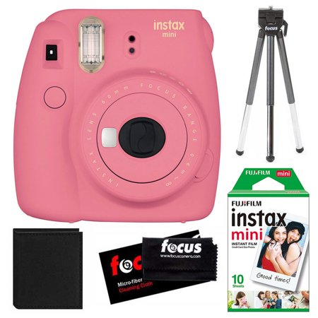 Fujifilm Instax Mini 9 Camera Value Bundles - Walmart com