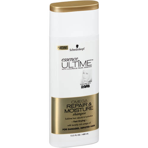 Schwarzkopf Essence Ultîme Omega Repair & Moisture Shampoo, 13.5 Oz