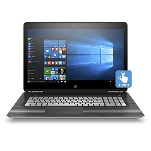 "HP Pavilion 17-ab010nr 17.3"" Laptop, touch screen, Windows 10 Home, Intel Core i7-6700HQ Quad-Core Processor, 12GB RAM, 1TB Hard Drive"