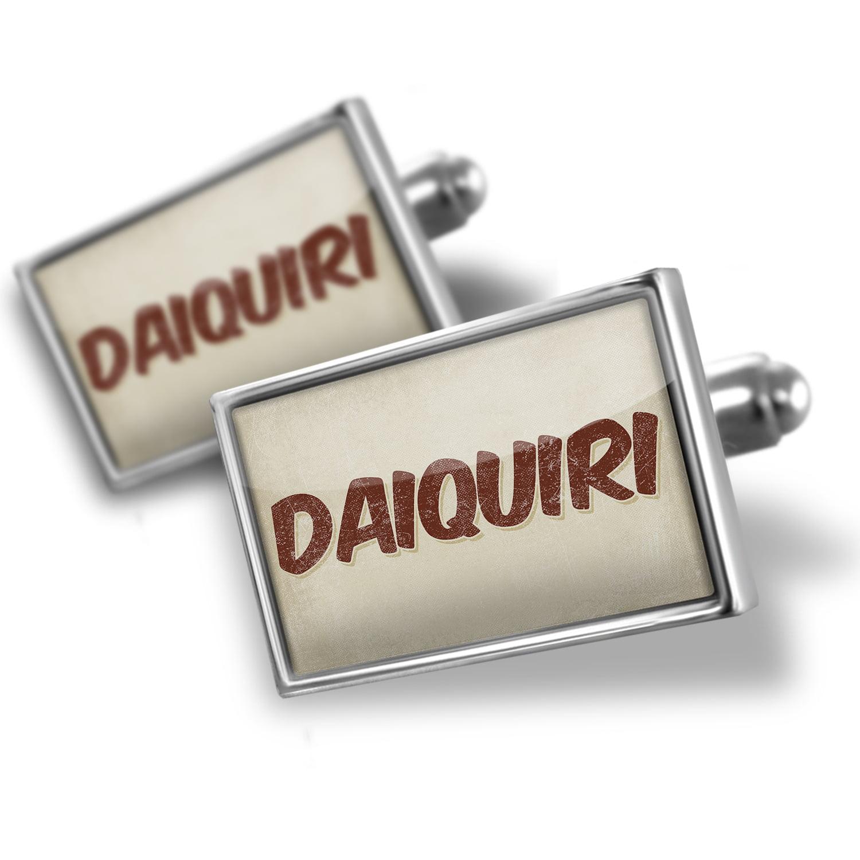 Cufflinks Daiquiri Cocktail, Vintage style - NEONBLOND