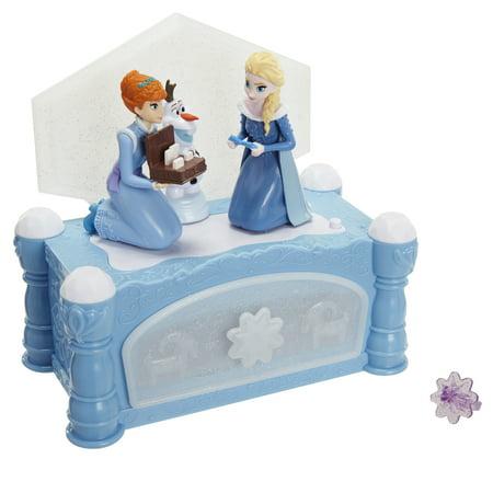 Disney's Frozen Olaf's Frozen Adventure Musical Jewelry Box