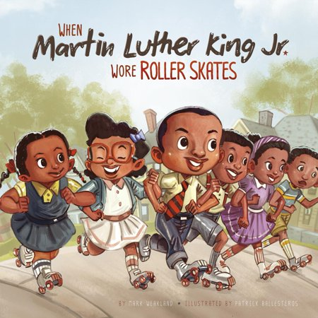 When Martin Luther King Jr. Wore Roller -