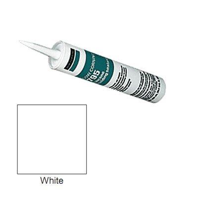 Dow Corning 795 Silicone Building Sealant - White Dow 111 O-ring Silicone